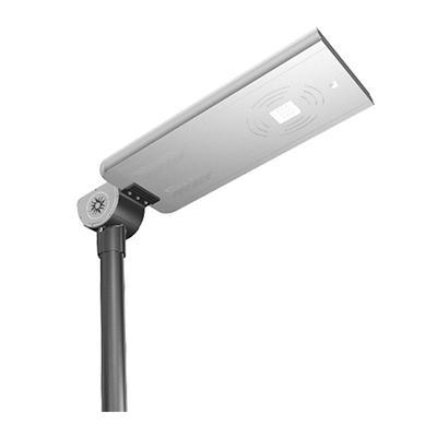 Solar lighting CHZ-IST1 outdoor all in one solar led street light PIR sensor
