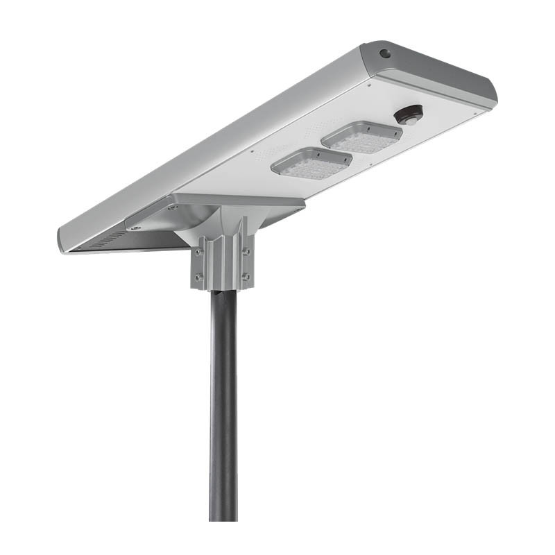 Solar lighting CHZ-IST6 outdoor all in one solar led street light