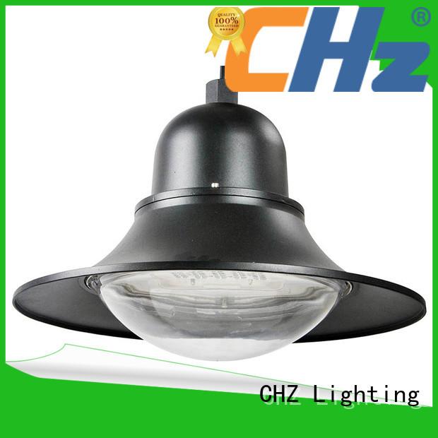 CHZ high quality led garden lights manufacturers plazas