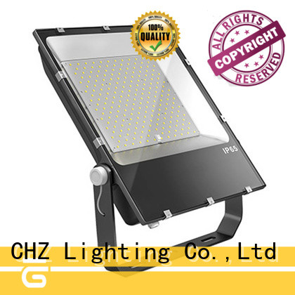 CHZ latest floodlights supply for building facade and public corridor
