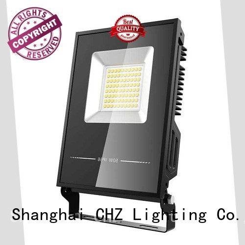CHZ led floodlight manufacturers national green lighting project
