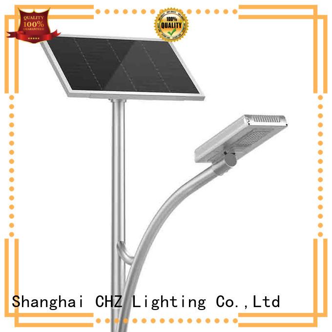 popular solar powered street lamp best supplier for rural