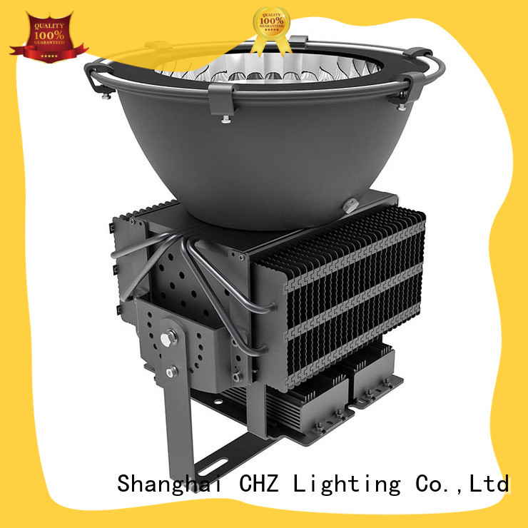 CHZ stadium lighting from China for outdoor sports arenas