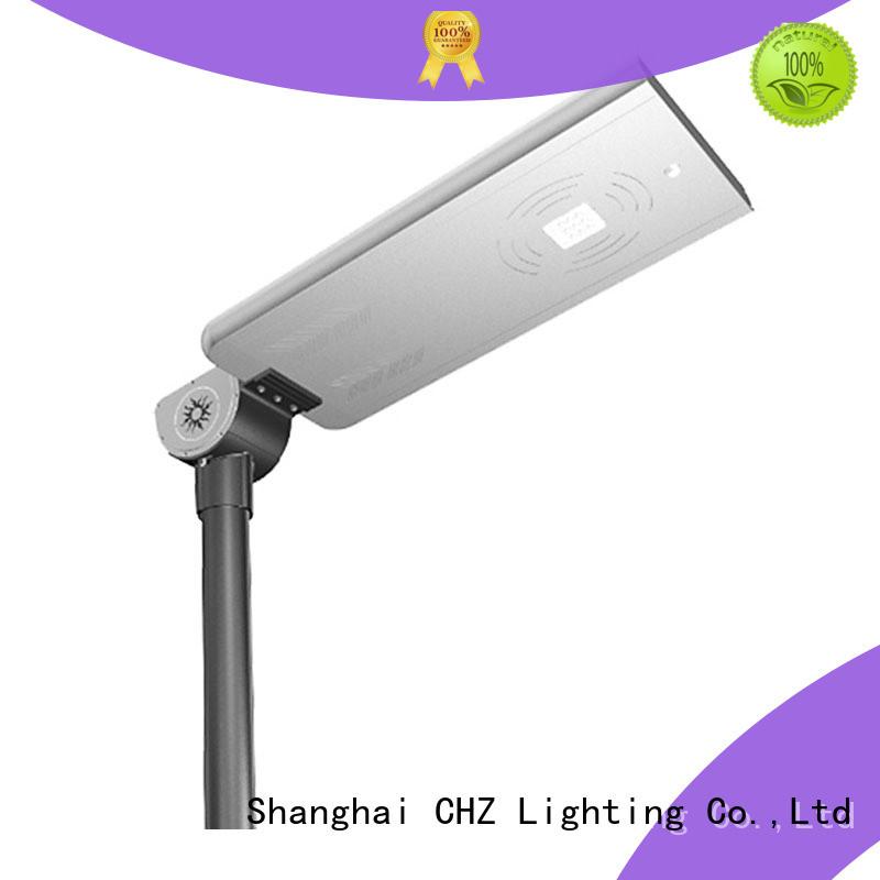 CHZ reliable solar road light suppliers bulk production