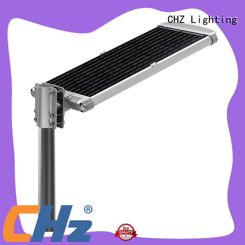 CHZ all in one solar street lights series for road