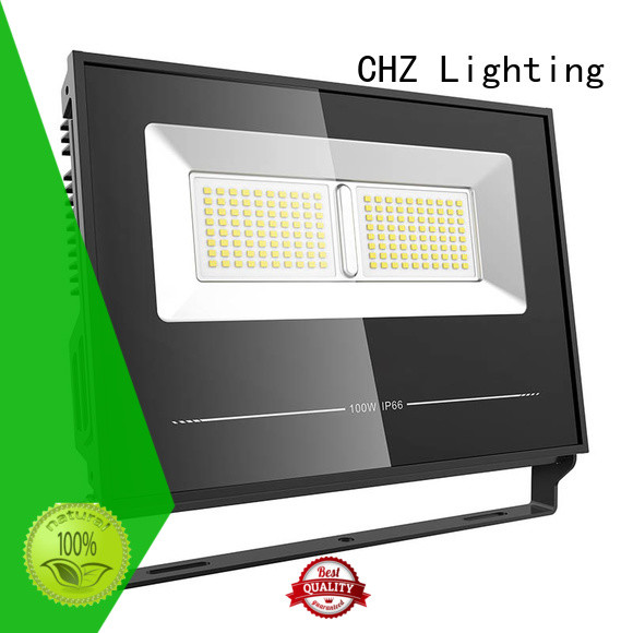 CHZ approved led flood lighting fixtures supply for sale