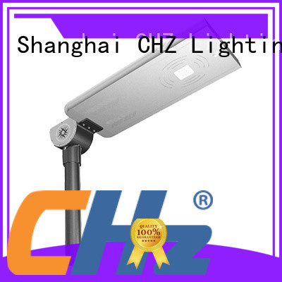 CHZ solar street lights for sale directly sale for road