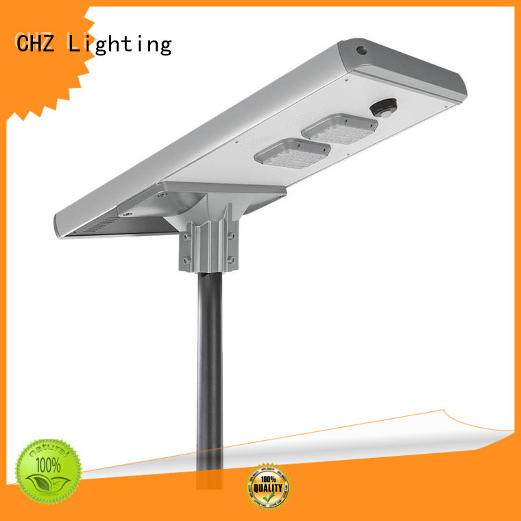 solar street light factory remote area lighting engineering