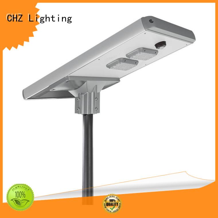solar street light factory remote area lighting engineering