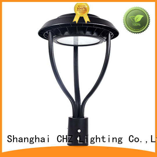 CHZ top rate led yard lights factory residential areas