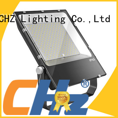 CHZ efficient led floodlights with good price for playground