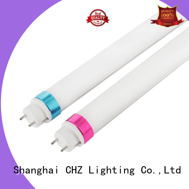 CHZ efficiency led tube products underground parking lots