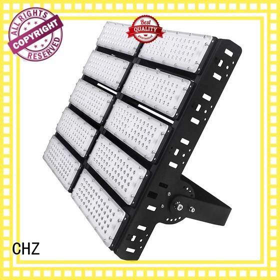 led sports lighting roadway CHZ