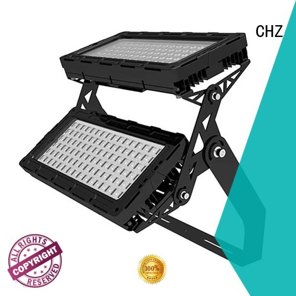 CHZ high quality led sports field lighting fabrication indoor sports arenas