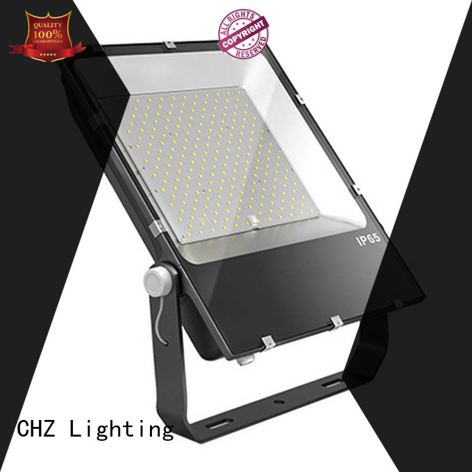CHZ led floodlight company for sculpture