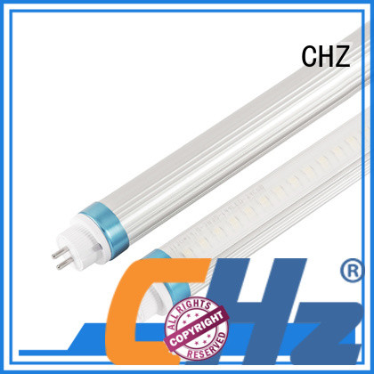 CHZ led tube light price list inquire now for underground parking lots