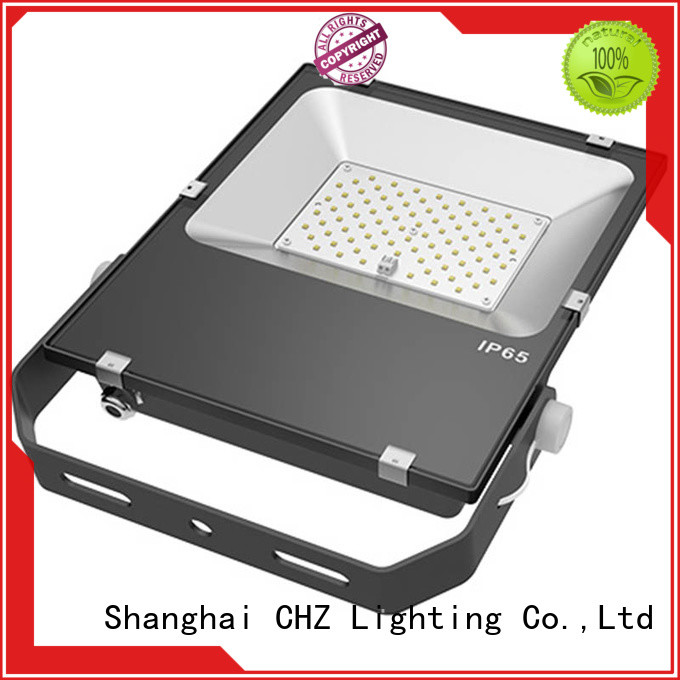 high-efficiency outdoor led flood lights factory building facade and public corridor