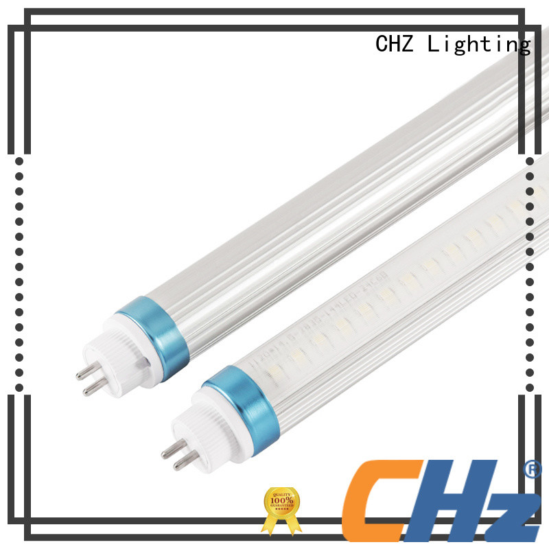 CHZ best price led tube company for hotels