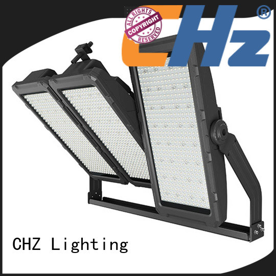 CHZ led outdoor sports lighting factory price stadiums