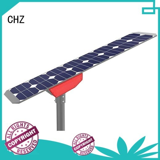 rohs approved solar powered street lights manufacturers rural