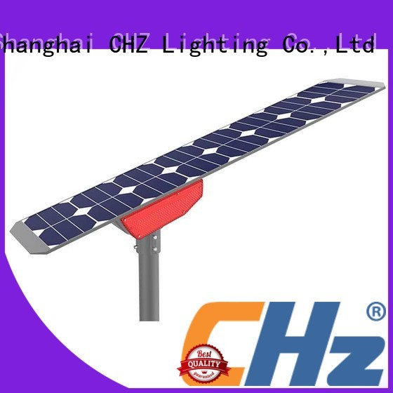 best solar parking lot light from China bulk production