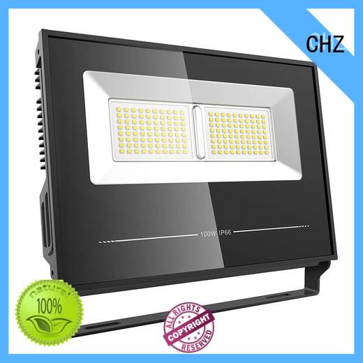 CHZ led flood lamp best manufacturer for billboards park