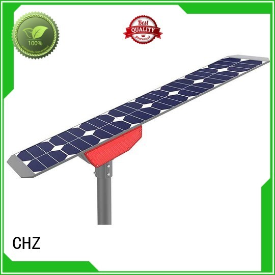 solar powered street lights factory price factory CHZ
