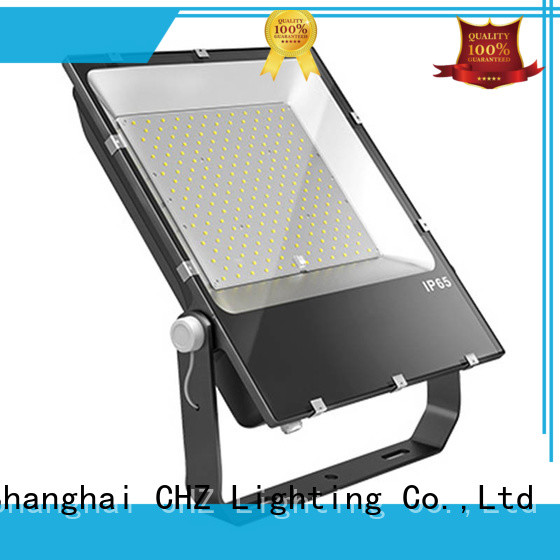 CHZ promotional led flood light fixtures inquire now for parking lot