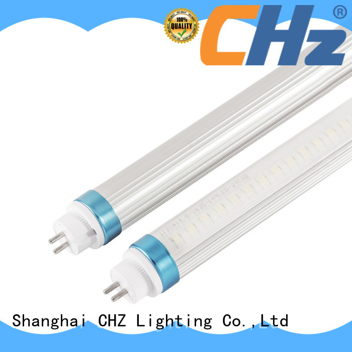 CHZ led tube lamp best manufacturer for underground parking lots