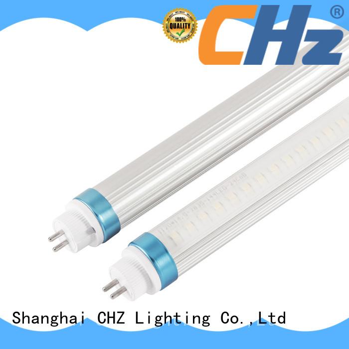 CHZ led tube lamp best manufacturer for underground parking lots