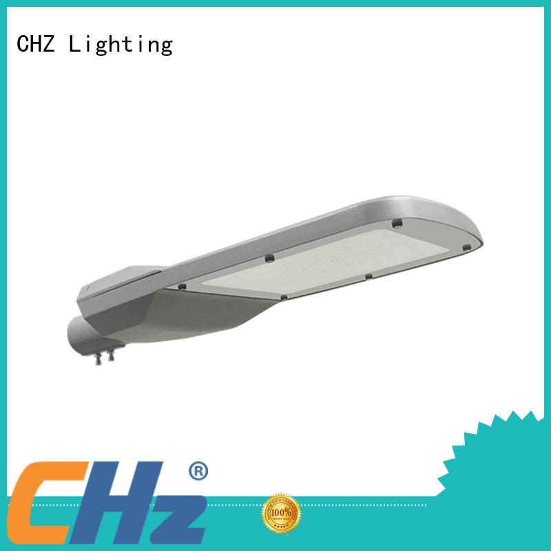 CHZ led street lighting luminairs fabrication yard