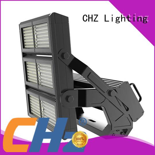CHZ led stadium lights manufacturer roadway