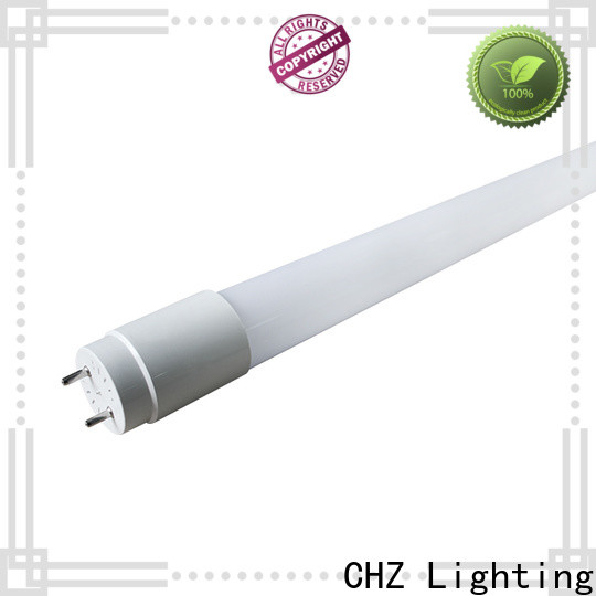 CHZ worldwide led tube directly sale for hotels