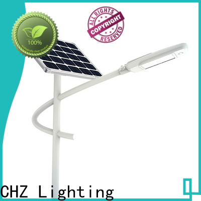 stable solar parking lot light series for promotion