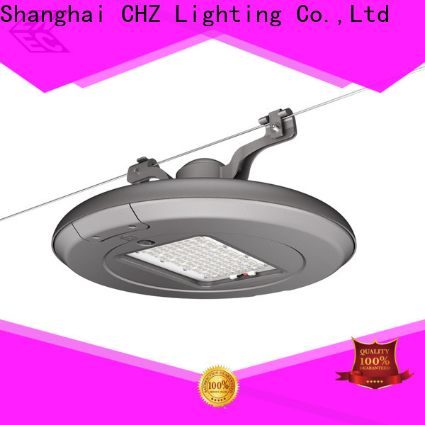 CHZ low-cost led street light fixtures with good price for yard