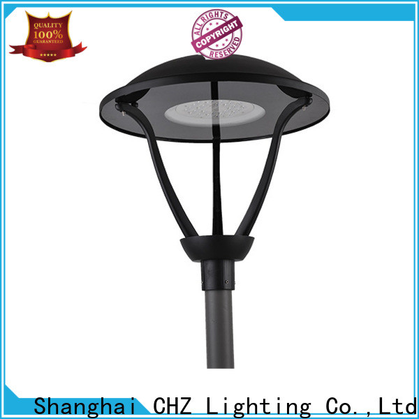 CHZ outdoor yard lighting series for bicycle lanes