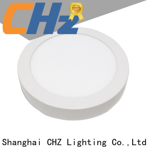 CHZ worldwide panel led supplier for clothing stores