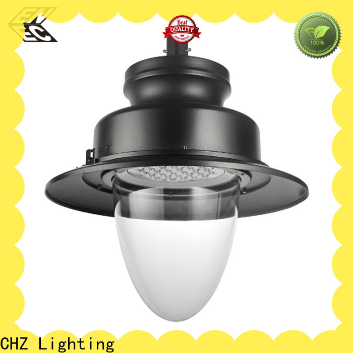CHZ approved outdoor garden lights best manufacturer for residential areas