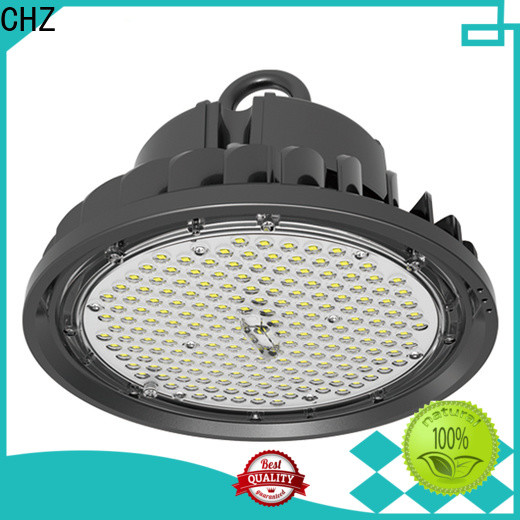 CHZ stable high bay led light fixtures wholesale for factories