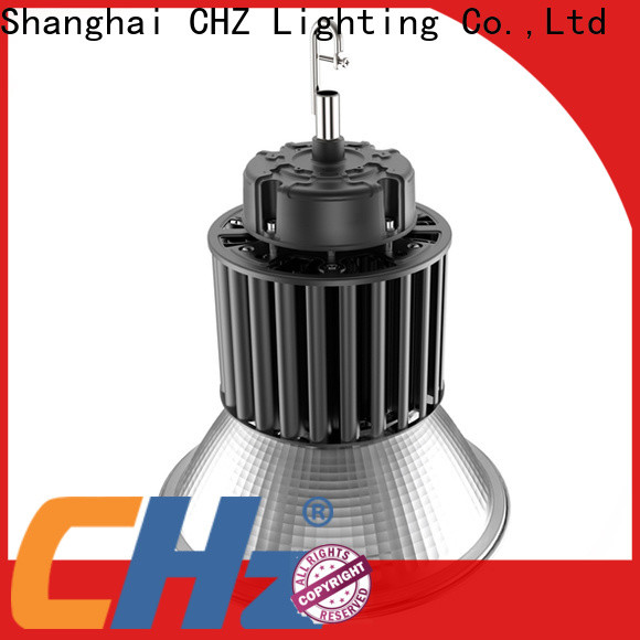 CHZ top led high bay light suppliers for factories