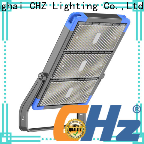 CHZ long lasting stadium floodlight suppliers for outdoor sports arenas