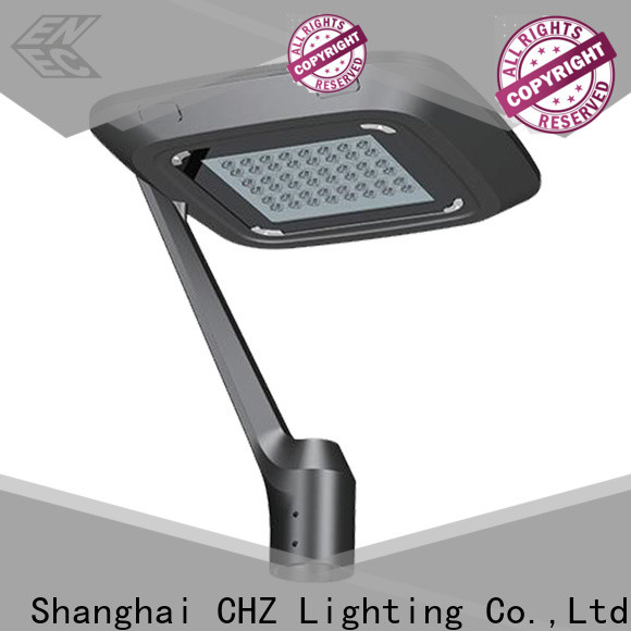 CHZ durable landscape pathway lighting factory for bicycle lanes