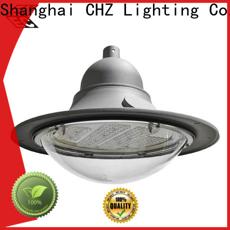 CHZ led garden lights best supplier for urban roads