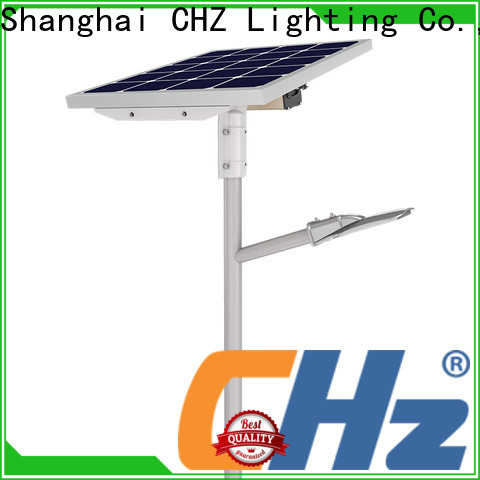 best semi integrated solar street light suppliers for rural