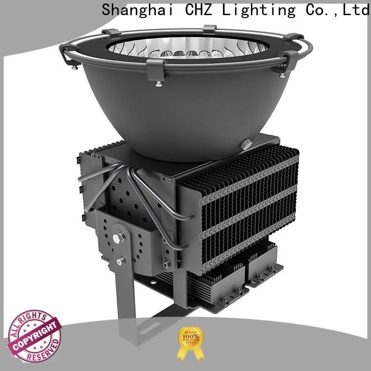 CHZ led baseball field lighting wholesale for promotion