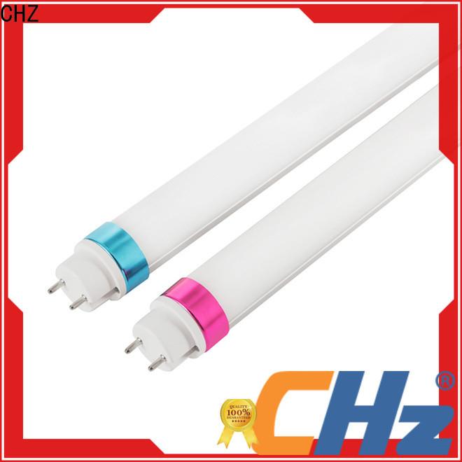 CHZ best price fluorescent tube light best manufacturer for factories