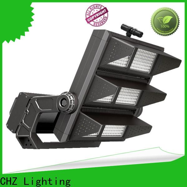 CHZ efficient outdoor sport lighting wholesale for promotion