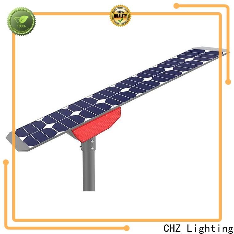 CHZ solar led street light best supplier bulk production