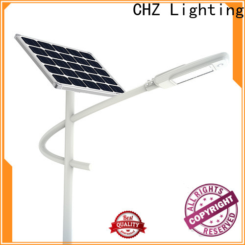 promotional solar street light factory direct supply for school