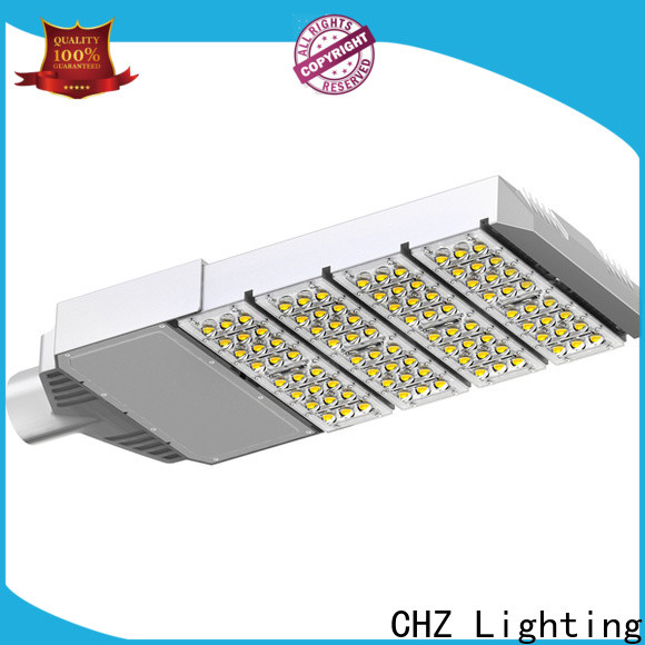 CHZ all in one solar street light price from China for yard